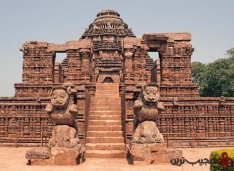 9 konark sun temple