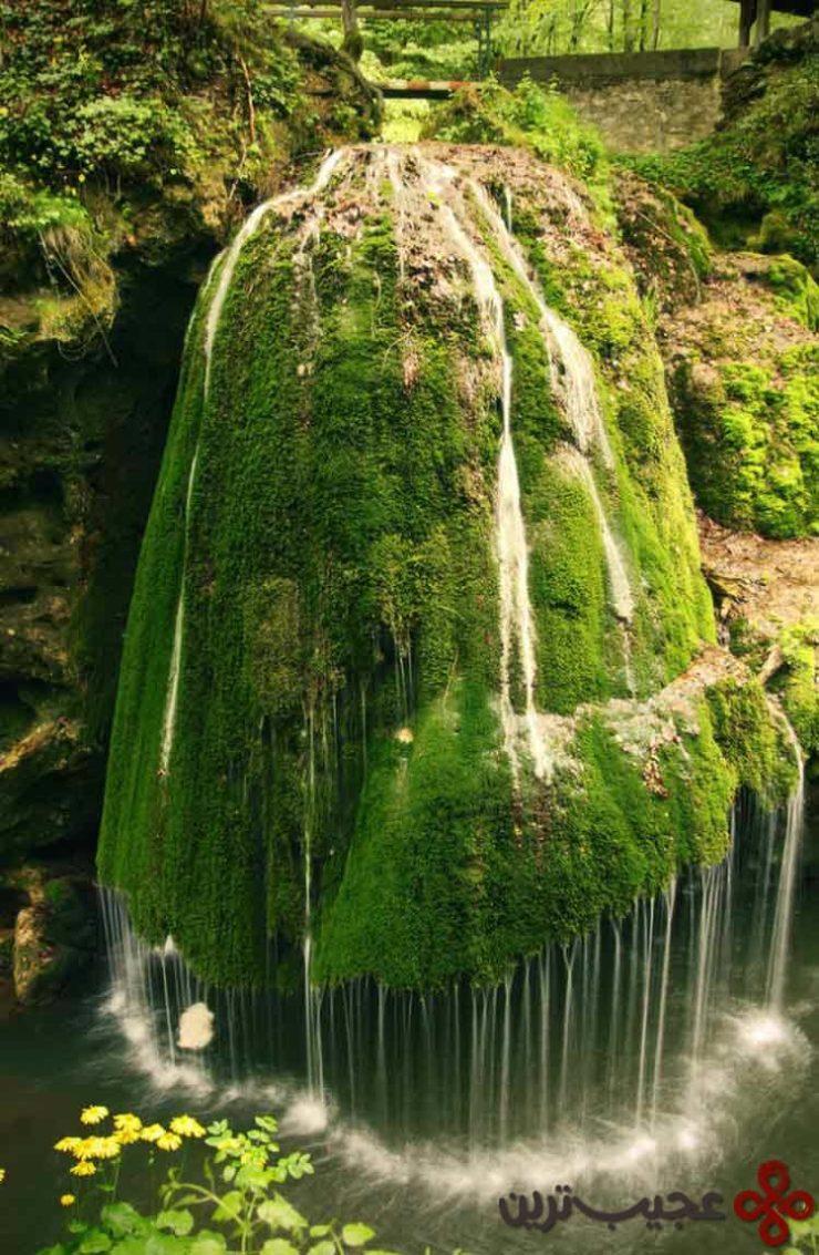 آبشار بیگار (bigar)، شهرستان کاراش سورین، رومانی