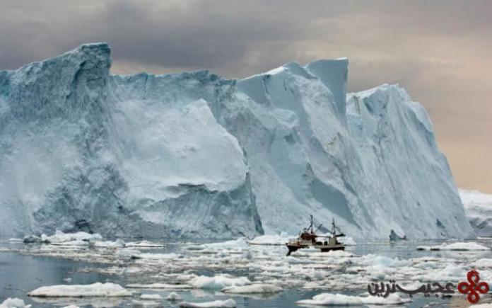 آبدره ایلولیسات، گرینلند (ilulissat icefjord, greenland)