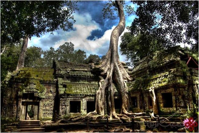 آتلانتیس، امپراتوری گمشده، آنگکور وات (angkor wat)، کامبوج