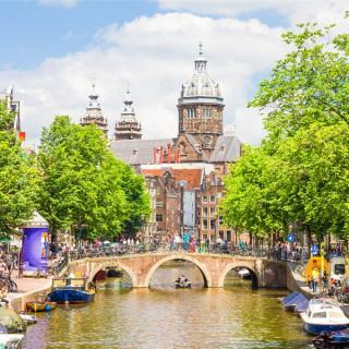 آمستردام، هلند1
