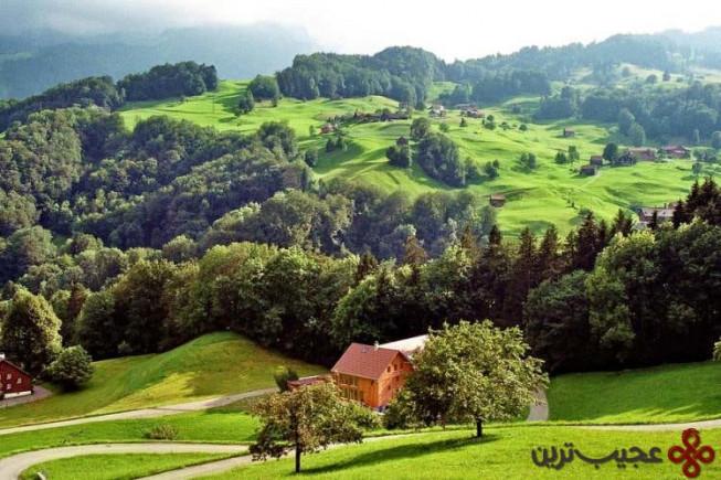 آپنزل (appenzell)