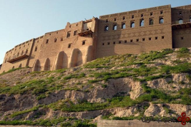 ارگ اربیل، عراق