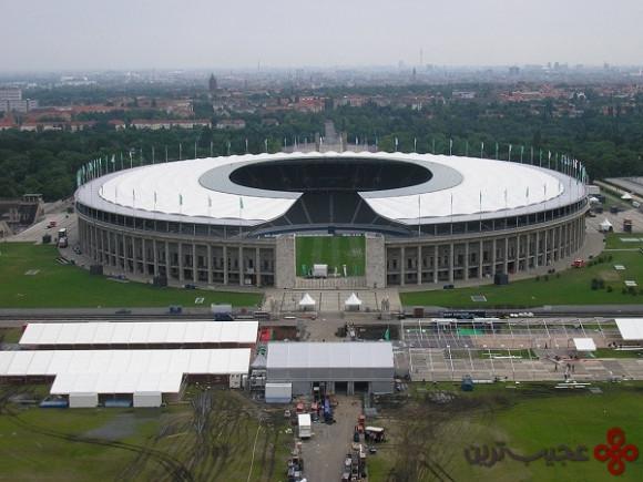 استادیوم المپیک برلین
