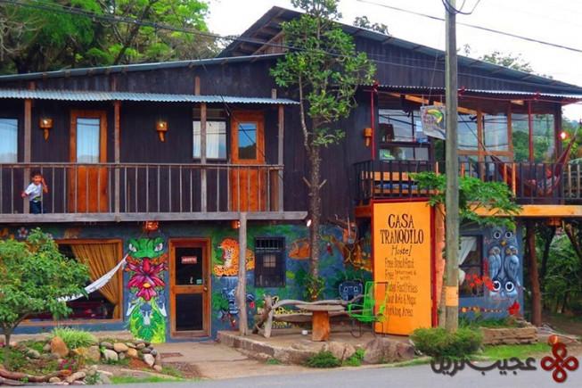 اقامتگاه casa tranquilo، کاستاریکا