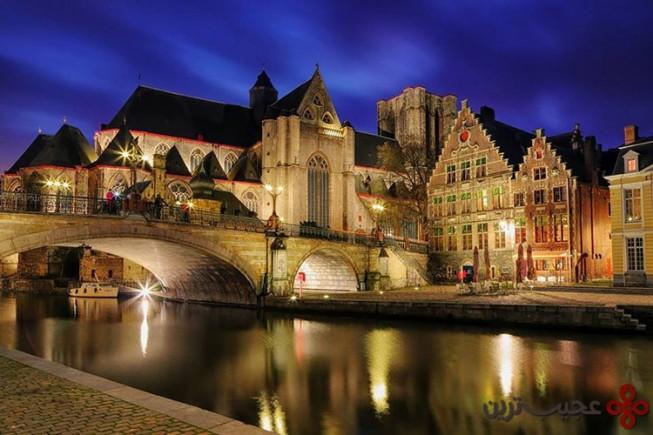 اقامتگاه uppelink، بلژیک