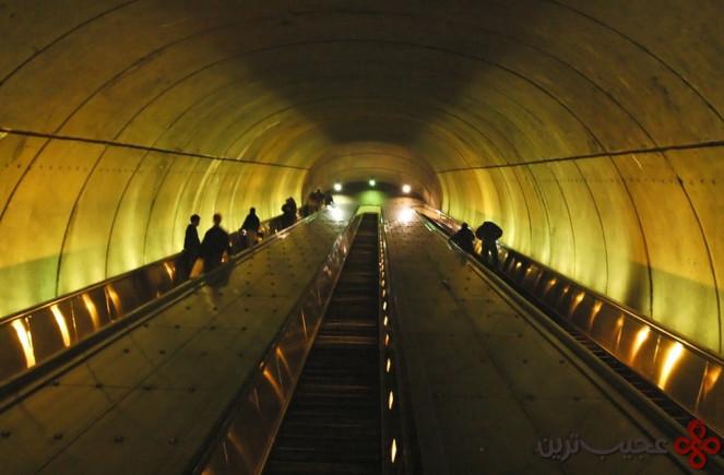 ایستگاههای مترو واشنگتن دیسی، آمریکا
