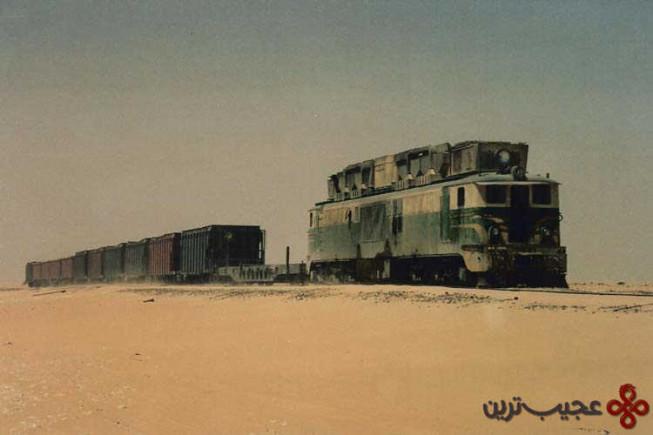 ایستگاه چوم (choum)، موریتانی 2