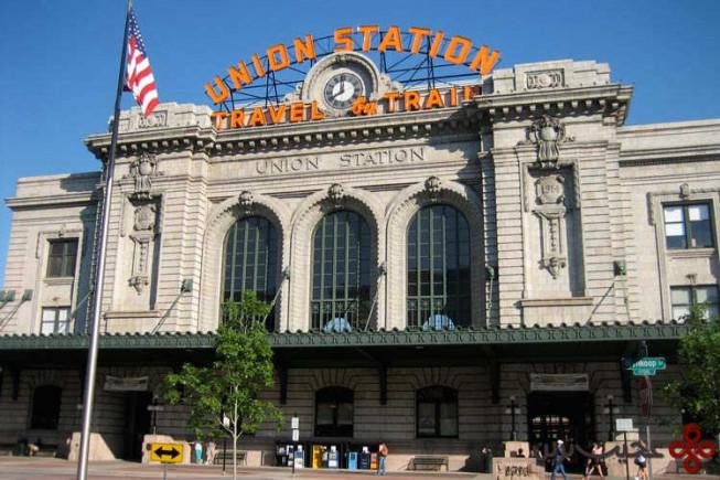 ایستگاه یونیون (union)، شیکاگو، امریکا 2