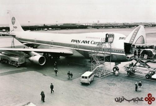 این هواپیما در اصل برای تبدیل شدن به هواپیمای باربری طراحی شده بود