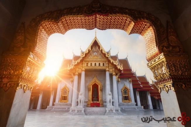 بازدید از یک معبد1