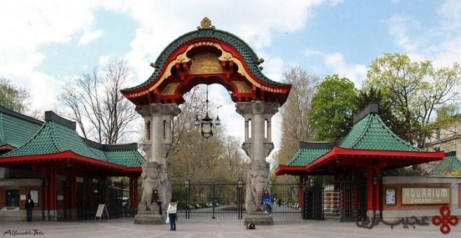 باغ جانورشناسی برلین
