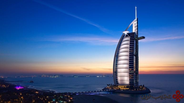 برج العرب، دبی
