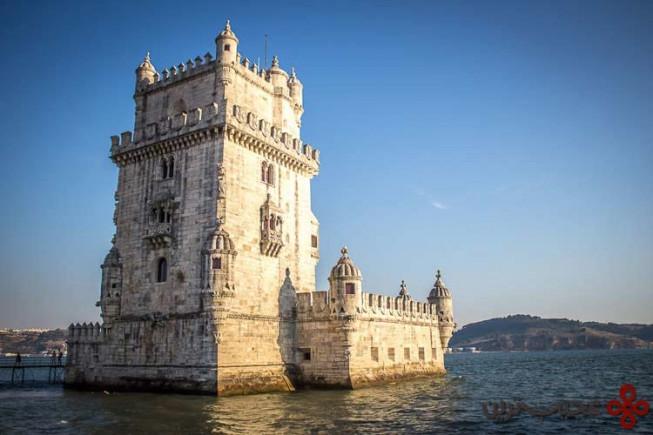 برج بلم (belem tower)