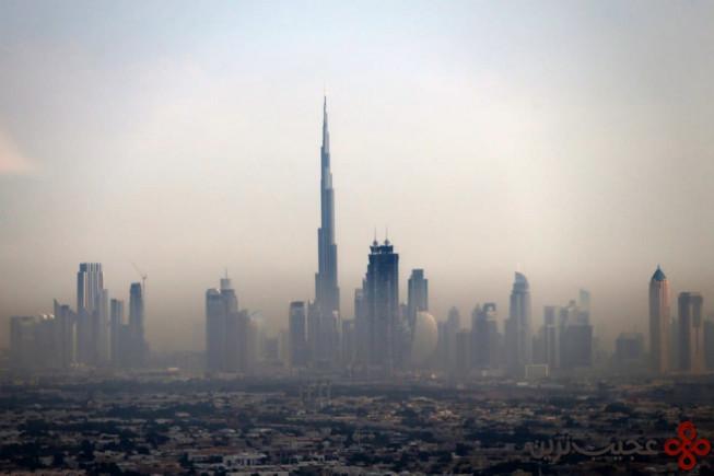 برج خلیفه؛ بلندترین ساختمان جهان