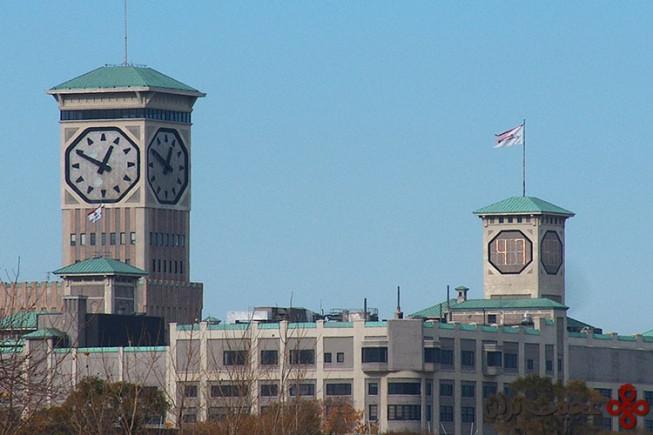 برج ساعت الن بردلی