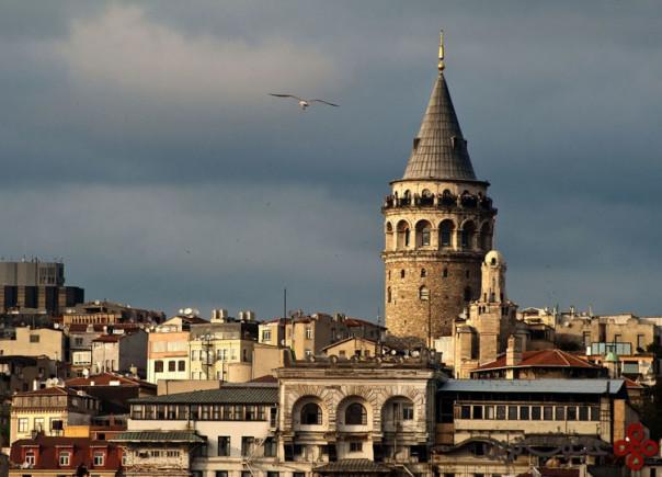 برج گالاتا (galata tower)