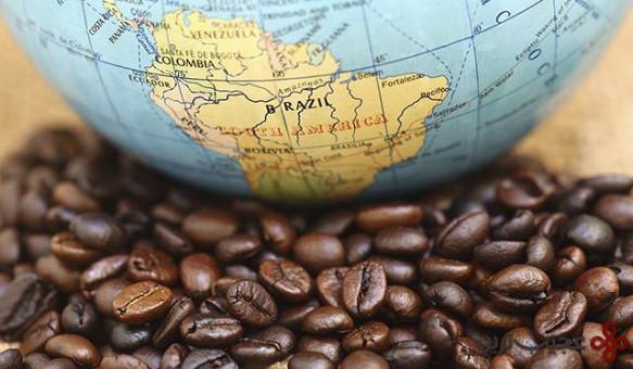 برزیل؛ مصرف سرانه ۴٫۸ کیلوگرم (روزانه ۱٫۳۲ فنجان قهوه در روز توسط هر نفر)