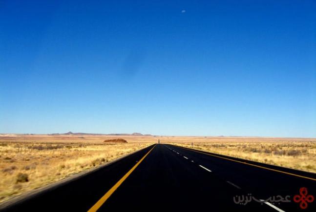 بزرگراه n7 در آفریقای جنوبی، نامیبیا به cape town