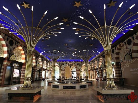 بزرگ ترین بازار جهان در دبی