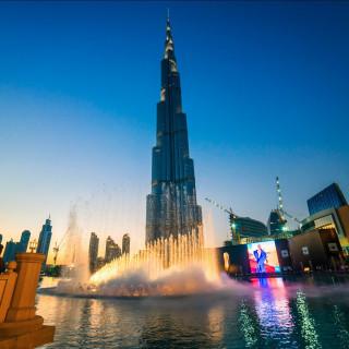 بزرگ ترین برج دنیا دارای چهار رکورد 1جهانی