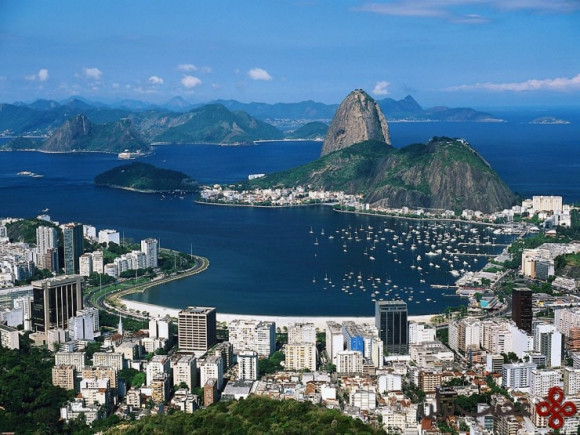 بندر ریو دو ژانیرو، برزیل ۱