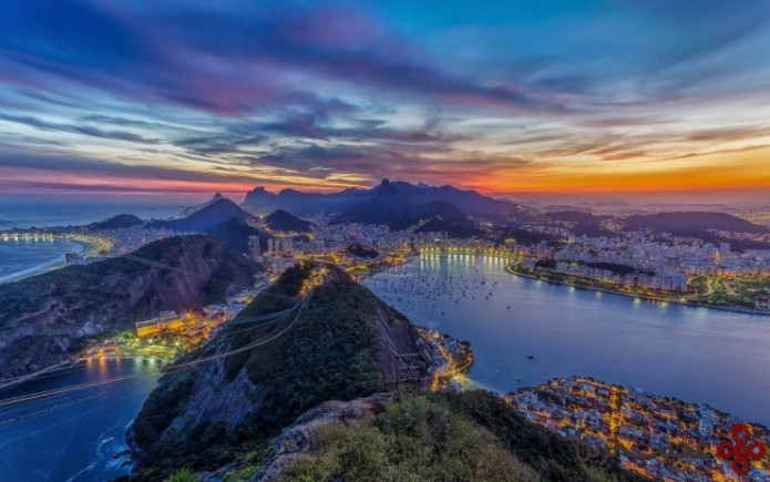 بندر ریو دو ژانیرو، برزیل ۲