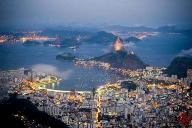 بندر ریو دو ژانیرو، برزیل ۴