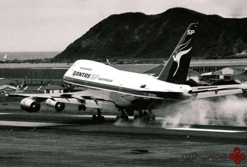 بوئینگ ۷۴۷ که در حدود ۳۵۰ تا ۴۰۰ مسافر ظرفیت دارد یکبار۱،۰۸۷ نفر را در یک پرواز جا به جا کرد