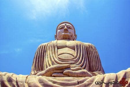 بودای بزرگ (بیهار، هند)