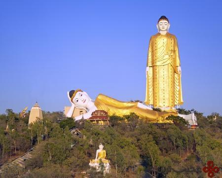 بودای بزرگ (مُنیوا، میانمار)