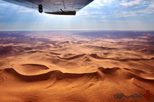 بیابان نامیب (namib)
