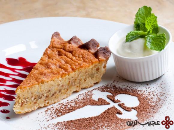 تارت سانتیاگو (tarta de santiago)