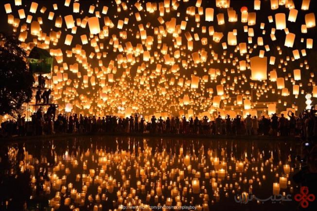 تجربهی یک جشنوارهی تایلندی