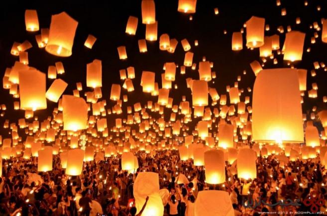 تجربهی یک جشنوارهی تایلندی2