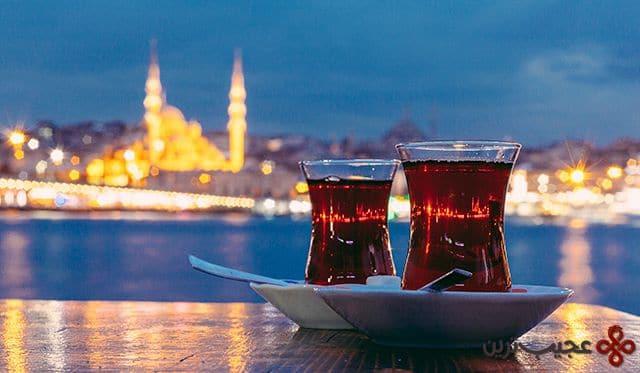 ترکیه (سالانه ۱۷۴,۹۳۲ تن)