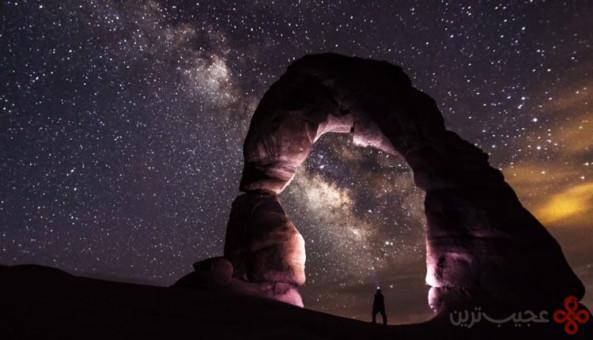 تماشای ستارهها