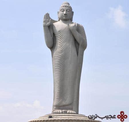 تندیس بودا (حیدرآباد، هند)