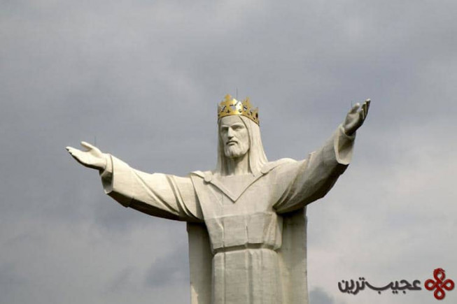 تندیس christ the king لهستان