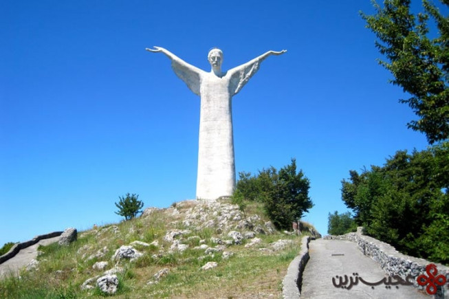 تندیس christ the redeemer