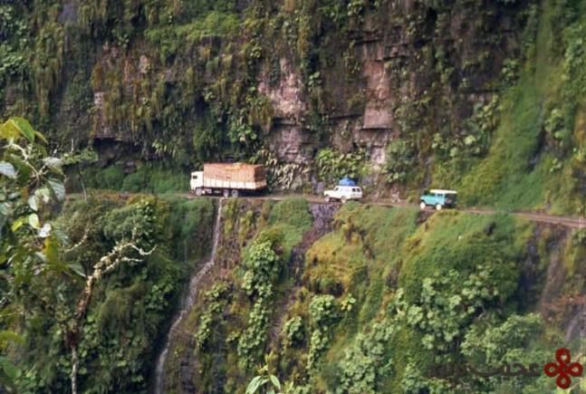 جاده مرگ، بولیوی