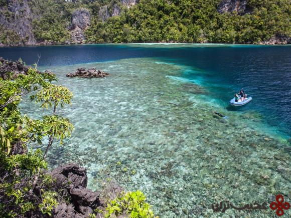 جزایر راجا آمپات (raja ampat)، اندونزی