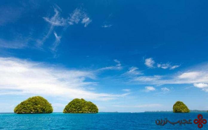 جزایر راک مرداب جنوبی، پالائو (rock islands southern lagoon, palau)