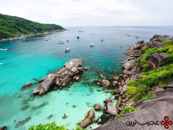 جزایر سیمیلن (similan)، تایلند