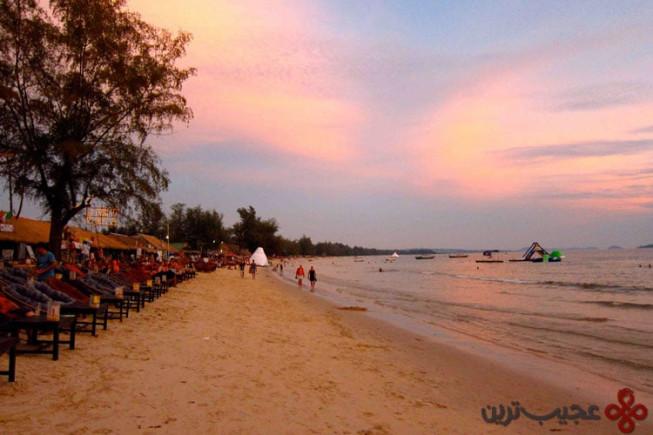 جزیره سیهانوکویل، کامبوج 4