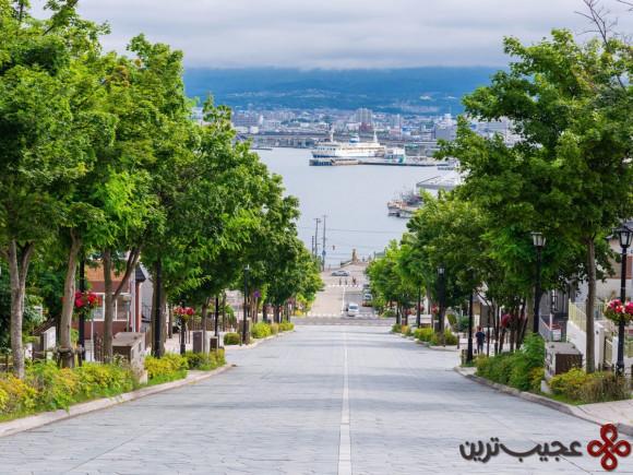 جزیره هوکایدو (hokkaido)، ژاپن