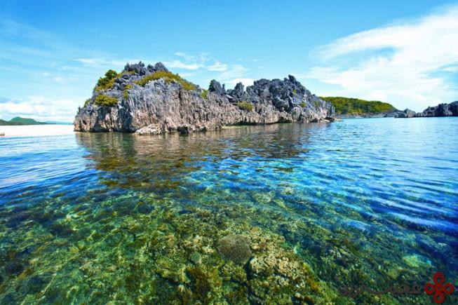 جزیره کامارینه جنوبی، فیلیپین 1