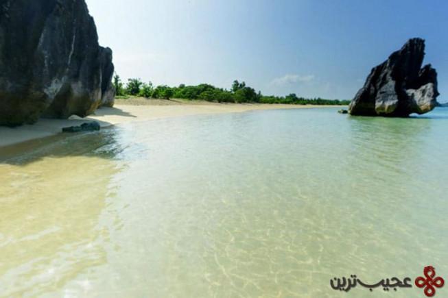 جزیره کامارینه جنوبی، فیلیپین 2