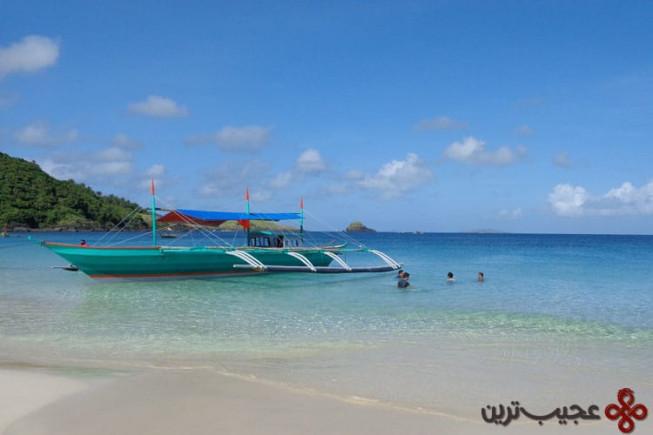 جزیره کامارینه جنوبی، فیلیپین 3