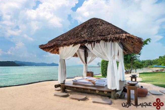جزیره koh naka yai، تایلند 1